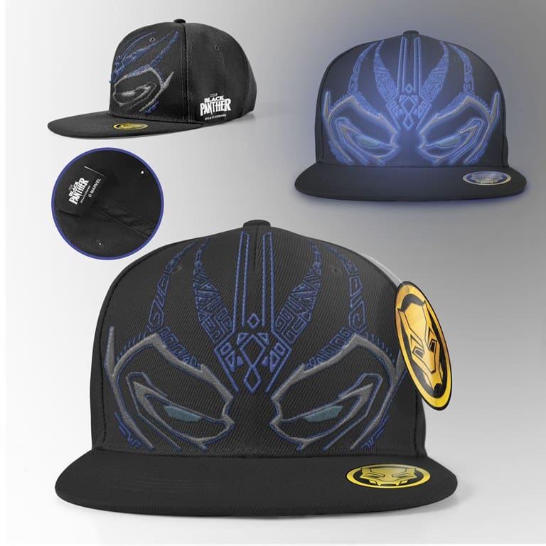 Black Panther Cap