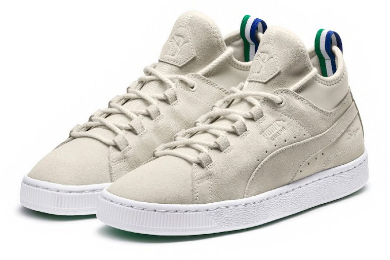 wholesale dealer 587da 427de Big Sean Celebrates With Puma On Suede50 Campaign