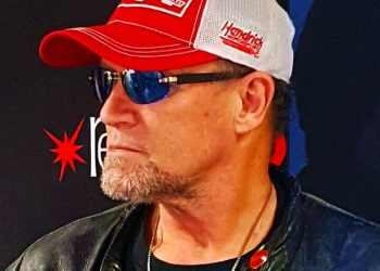 Michael Rooker UK Comic Con