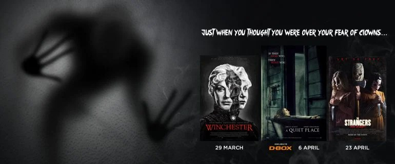 Win D-BOX Tickets For A Quiet Place With Ster-Kinekor's Scary Moments At Their Greatest