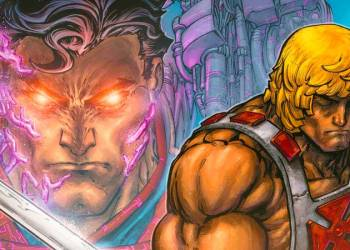 New DC Crossover Event Revealed: Injustice Vs. He-Man And The Masters Of The Universe