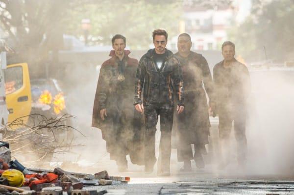 avengers infinity war Film Review
