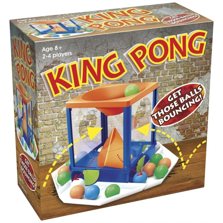 KING PONG GAME