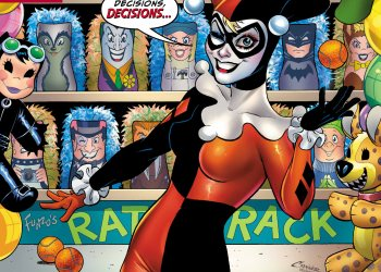 Harley Loves Joker #2 Review