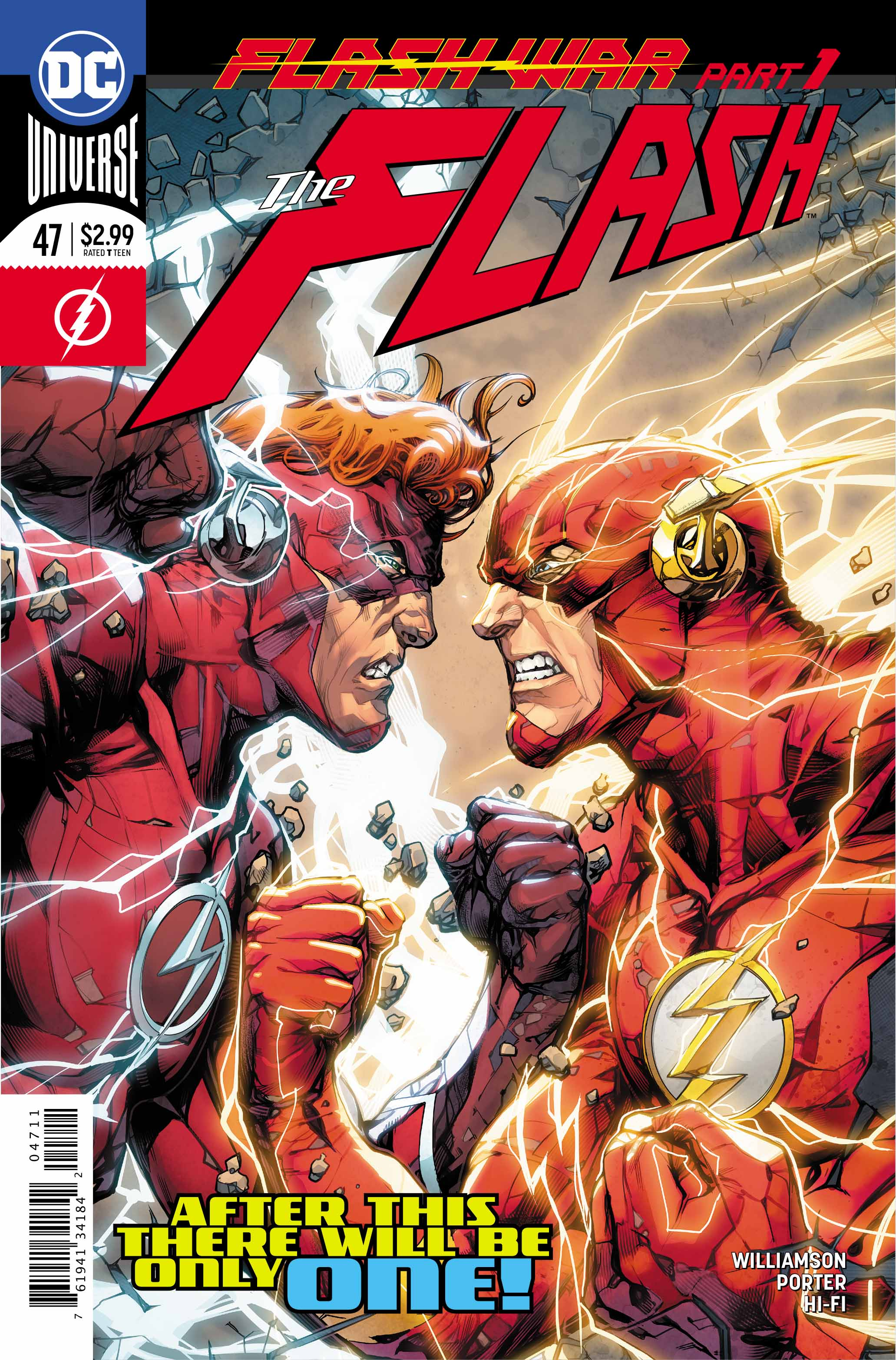 The Flash #47 Review