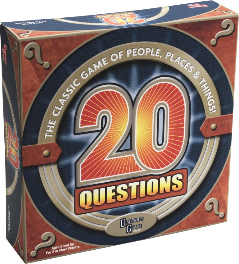20 QUESTIONS GAMES