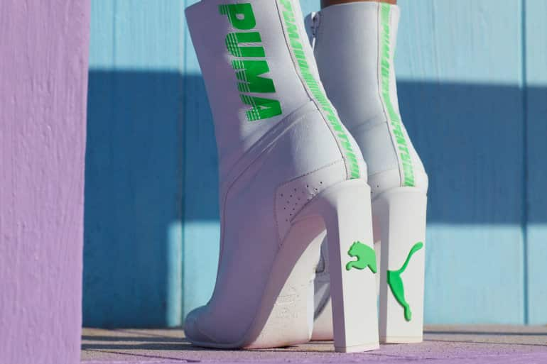 PUMA And Rihanna Extend Their Fenty Range With New Collection be9d18978