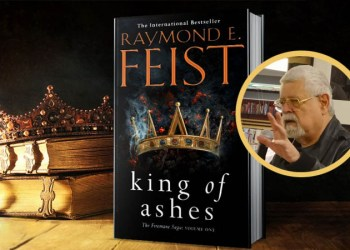 Fantasy Author Raymond E. Feist Visits Cape Town While Promoting King Of Ashes
