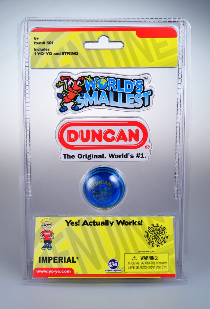 Ant-Man Sized Toys? Here Is The World's Smallest!