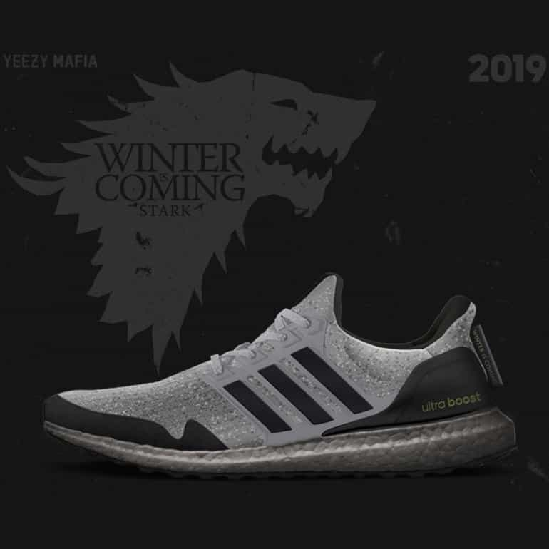 Game of Thrones X adidas Collaboration Gets Leaked Online