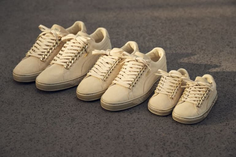 PUMA Drops Street Culture Chains Pack For Suede 50 Celebrations