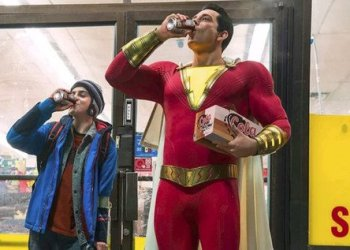The First Official Image Of The DCEU's Shazam Has Arrived