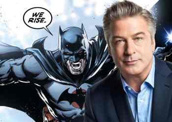 Alec Balwin Batman's Father Joke Movie