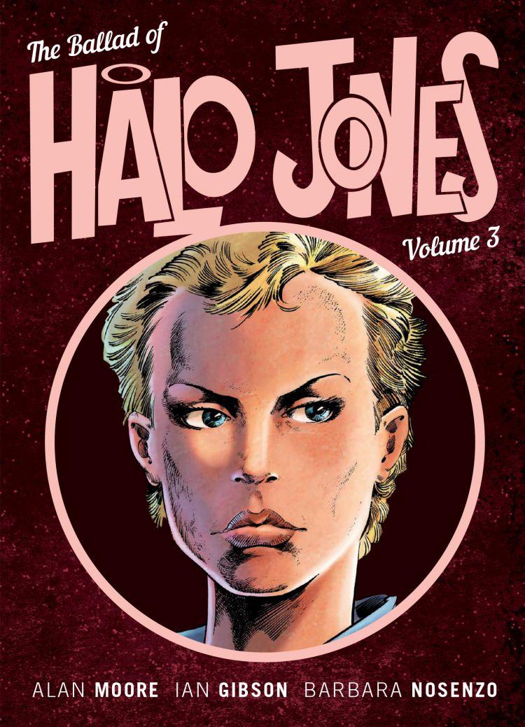 Ballad of Halo Jones vol 3