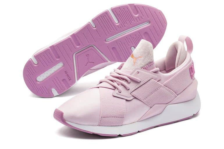 PUMA And Cara Delevingne Drop New Muse Satin II