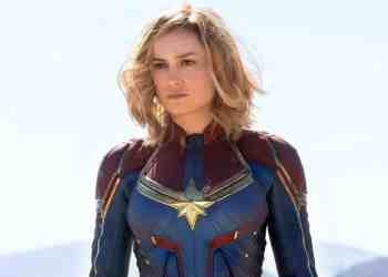 Brie Larson As Captain Marvel – First Look