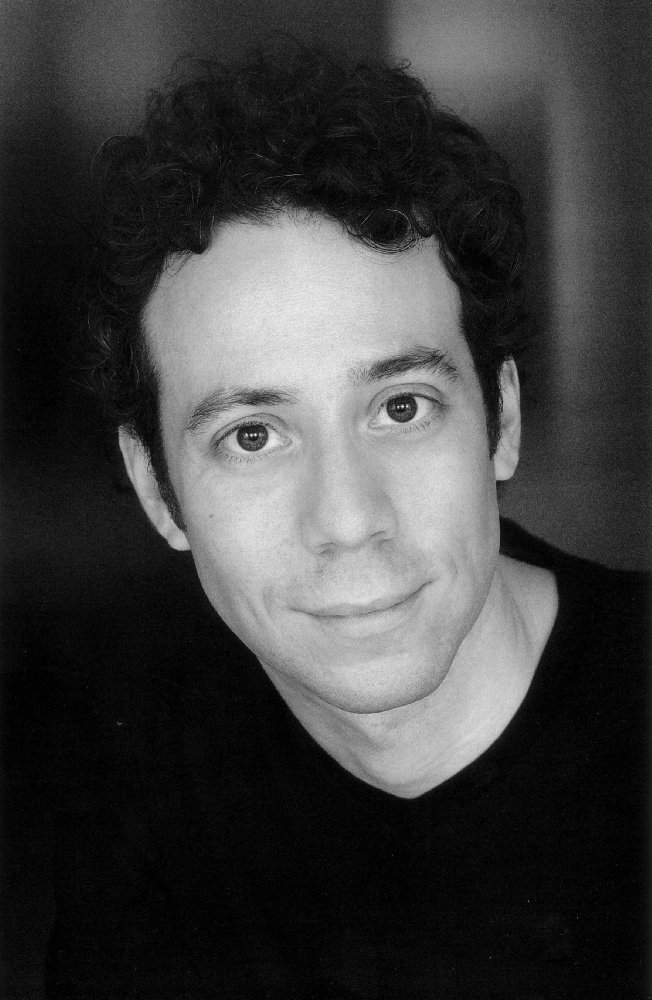 Meeting Kevin Sussman