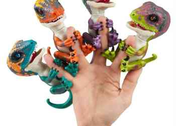 Untamed Fingerlings