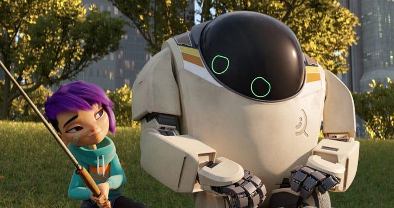 Next Gen Review - A Familiar Yet Heartwarming Robotic Tale
