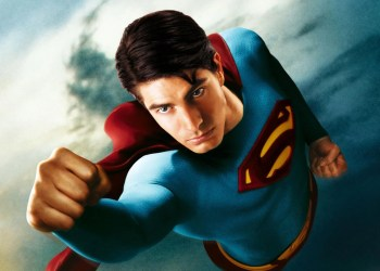 Brandon Routh Superman Henry Cavill