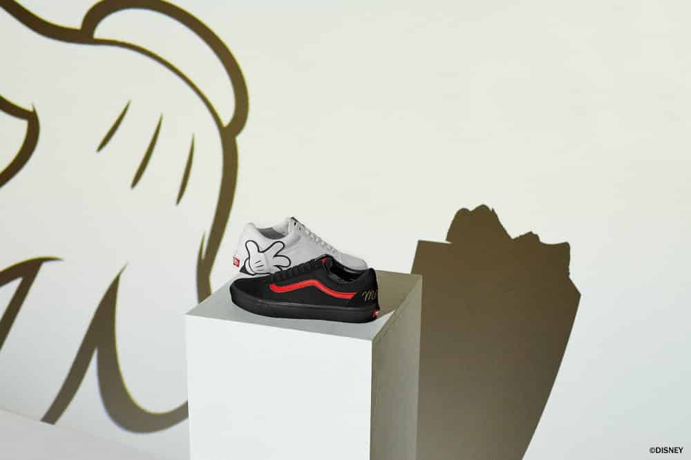 fcb3ddd7719f Vans Drops Disney X Vans Collection For Mickey s 90th Anniversary