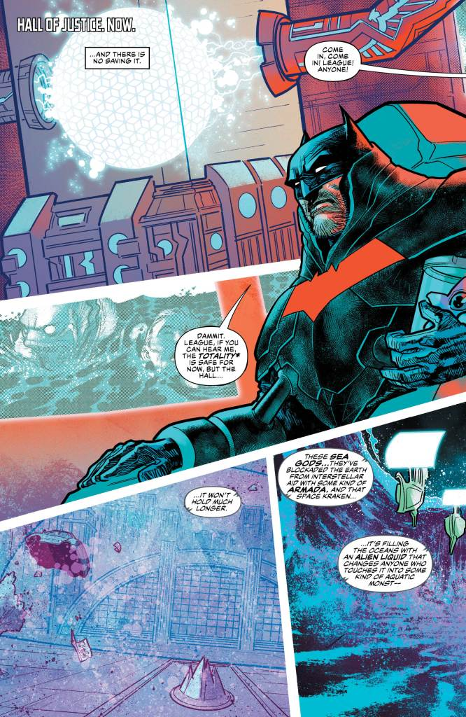 Justice League #11 Review - Fun And Very Imaginative
