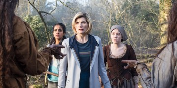 Doctor Who: The Witchfinders