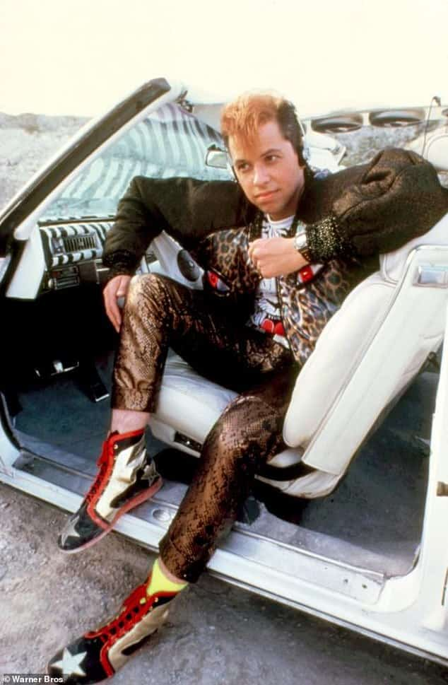 Jon Cryer as Lenny Luthor in <em>Superman IV: The Quest for Peace</em>