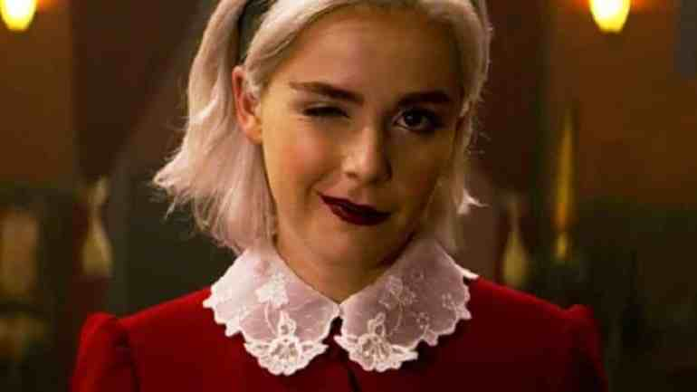 The Chilling Adventures Of Sabrina TV Netflix