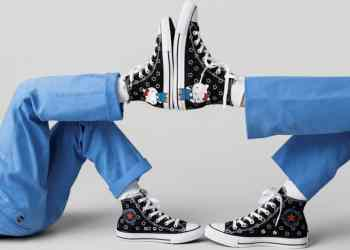 Converse Drops Two New Collaborations - Hello Kitty and MadeMe