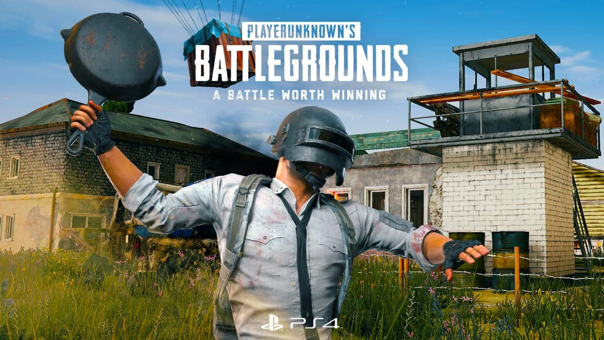 PlayerUnknowns Battlegrounds (PUBG) PS4 Review