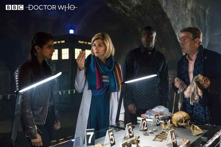 BBC Doctor Who Resolution Review