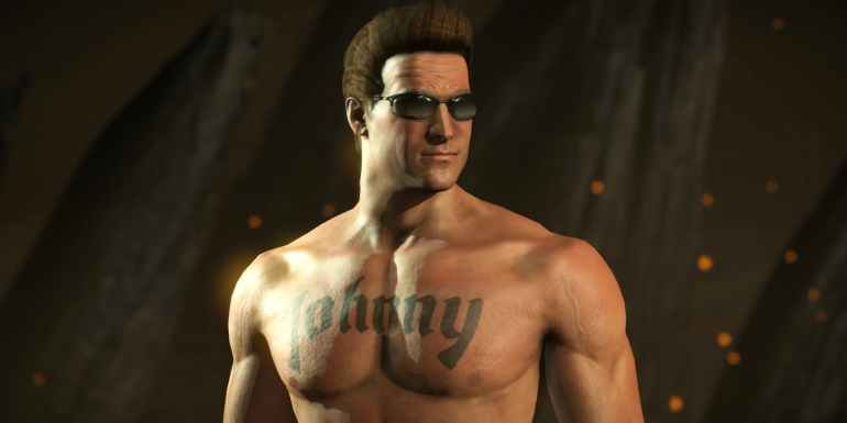 Johnny Cage MK 11
