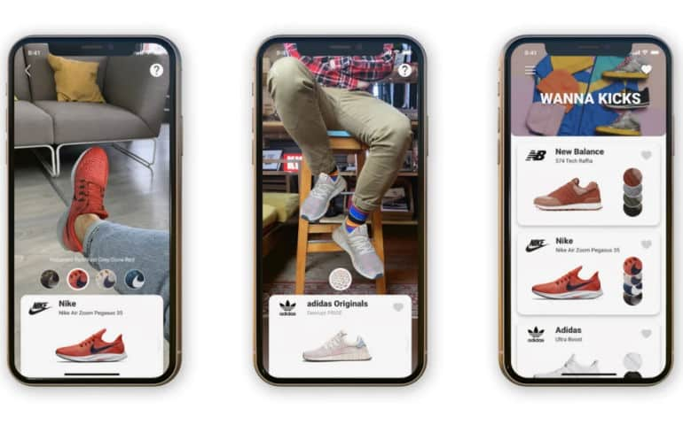 Wanna Kicks - Digitally Try On Any Pair Of Sneakers Before Buying Them