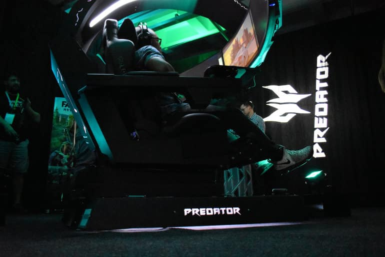 Acer Launches Predator Thronos - An Elite Gaming Chair