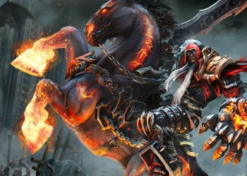 Darksiders: Warmastered Edition Switch Review - A Good Ol' Time