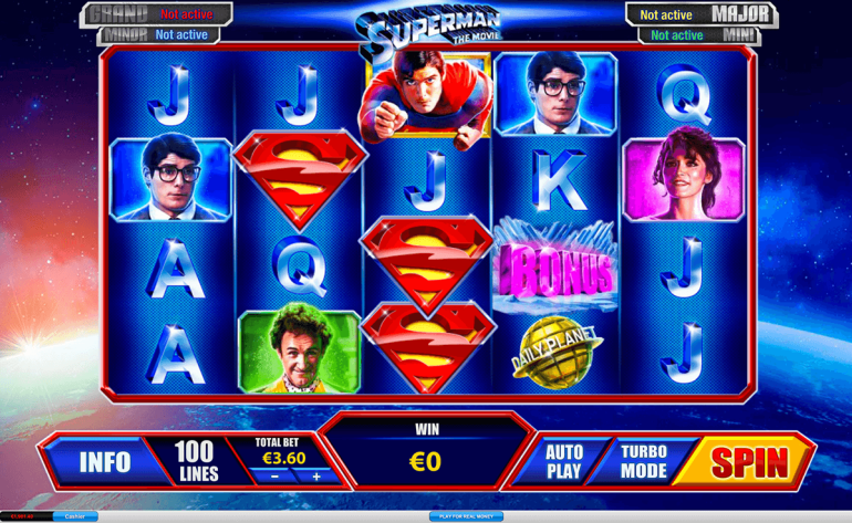 Top Comics-Inspired Casino Slots