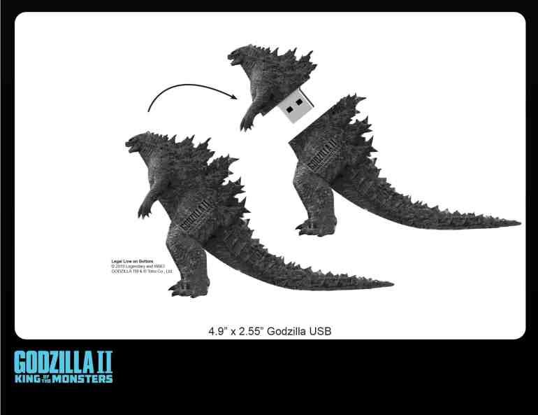 """Win An Awesome """"Godzilla: King Of The Monsters"""" Hamper Worth R1500 - CLOSED"""
