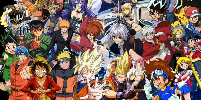 The 15 Most Powerful Anime Characters Of All Time