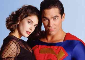 Dean Cain Superman Lois & Clark