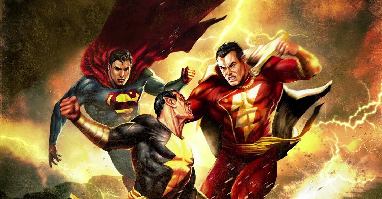 Superman/Shazam!: The Return of Black Adam Review - The Best Shazam Film Ever