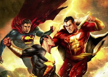Superman/Shazam!: The Return of Black Adam Review - The Best Shazam Film Ever