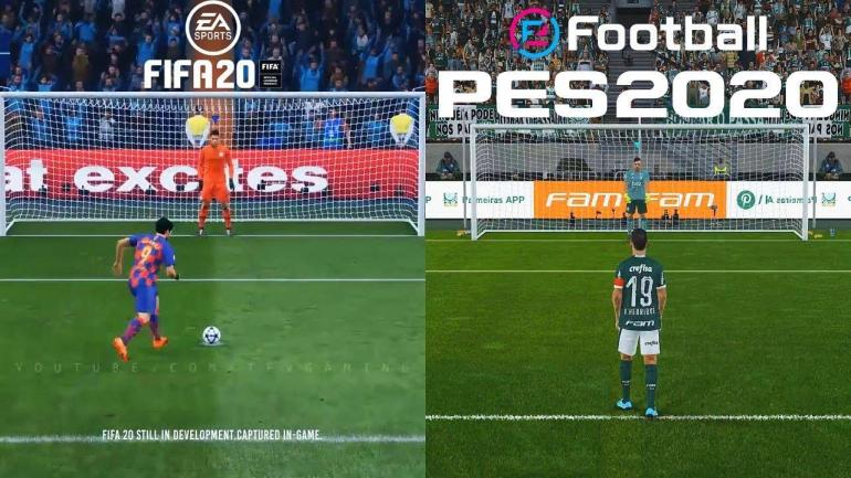 Is This the Year That PES Finally Defeats FIFA?