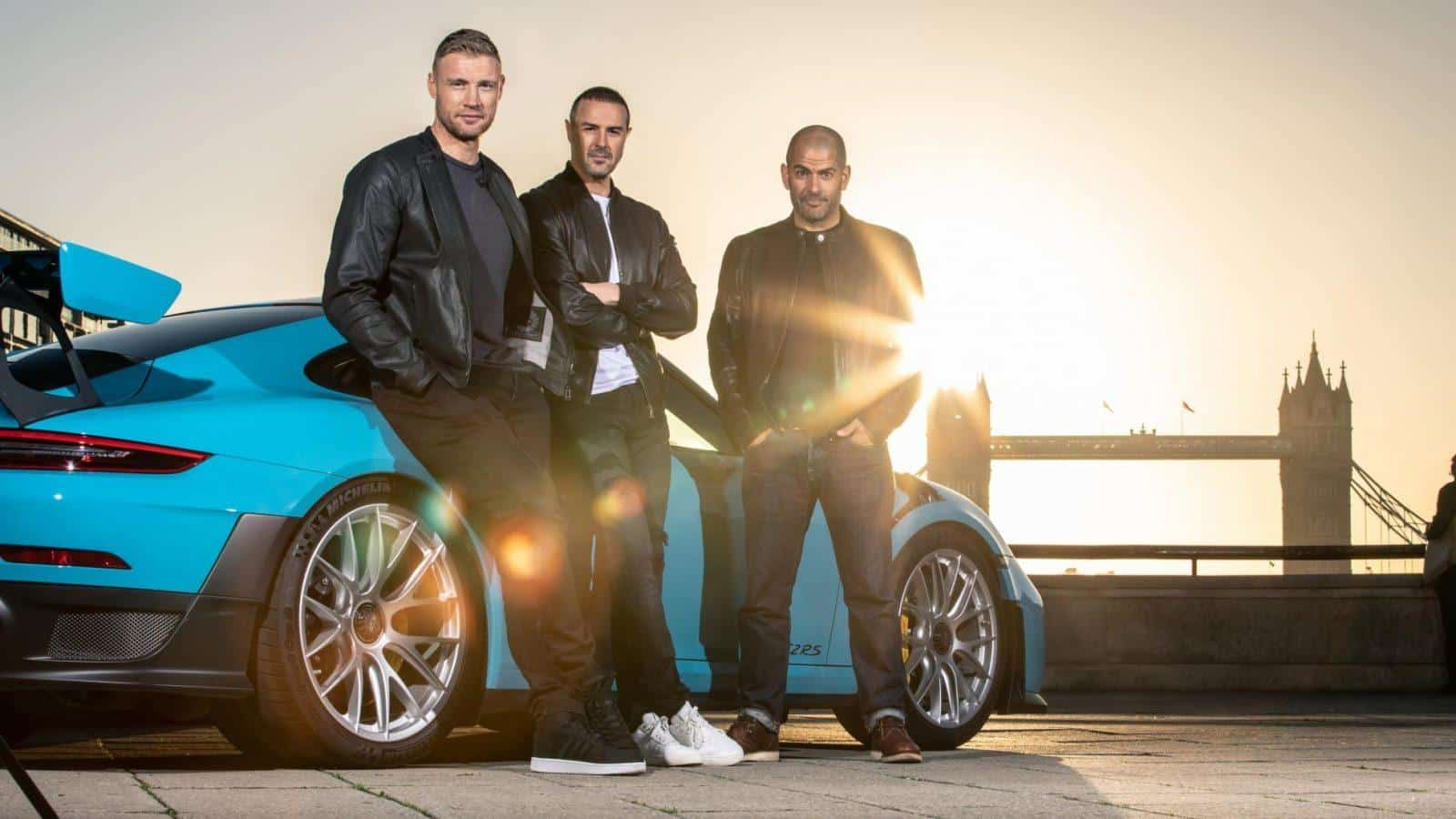 Top Gear Returns To South African Television With A Bang