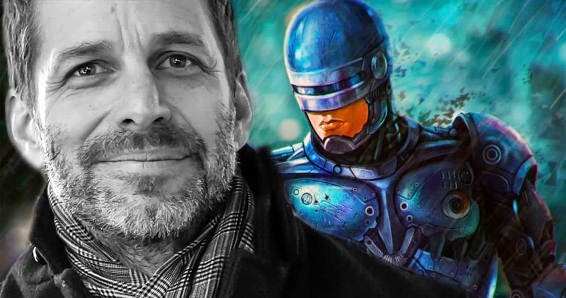Zack Snyder Robocop