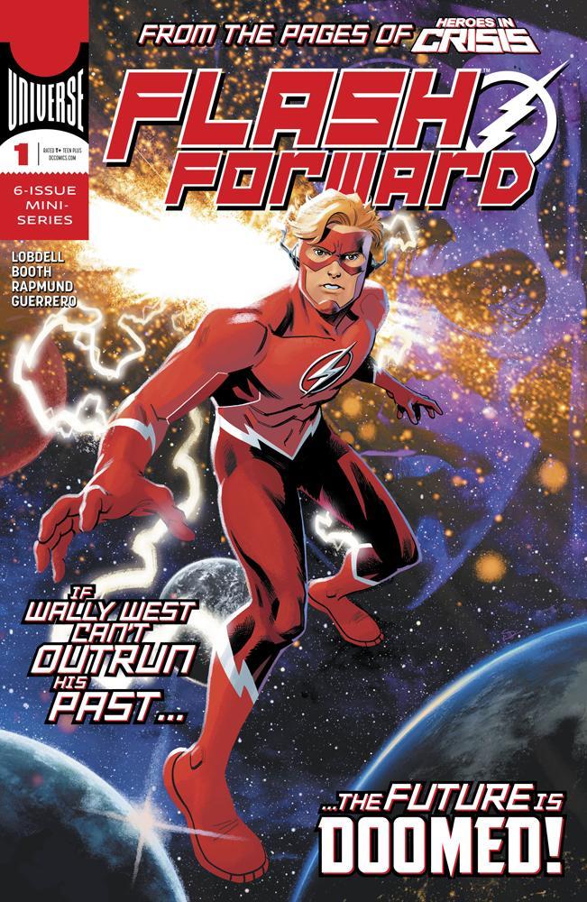 Flash Forward #1 Review - A Good Start