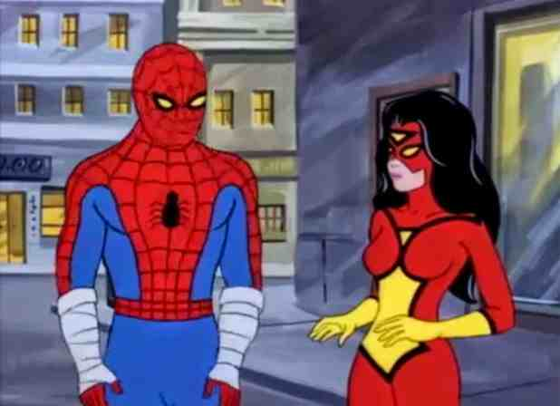 Spider-Woman 1979