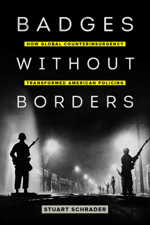 Badges Beyond Borders w/ Stuart Schrader – Ep 74