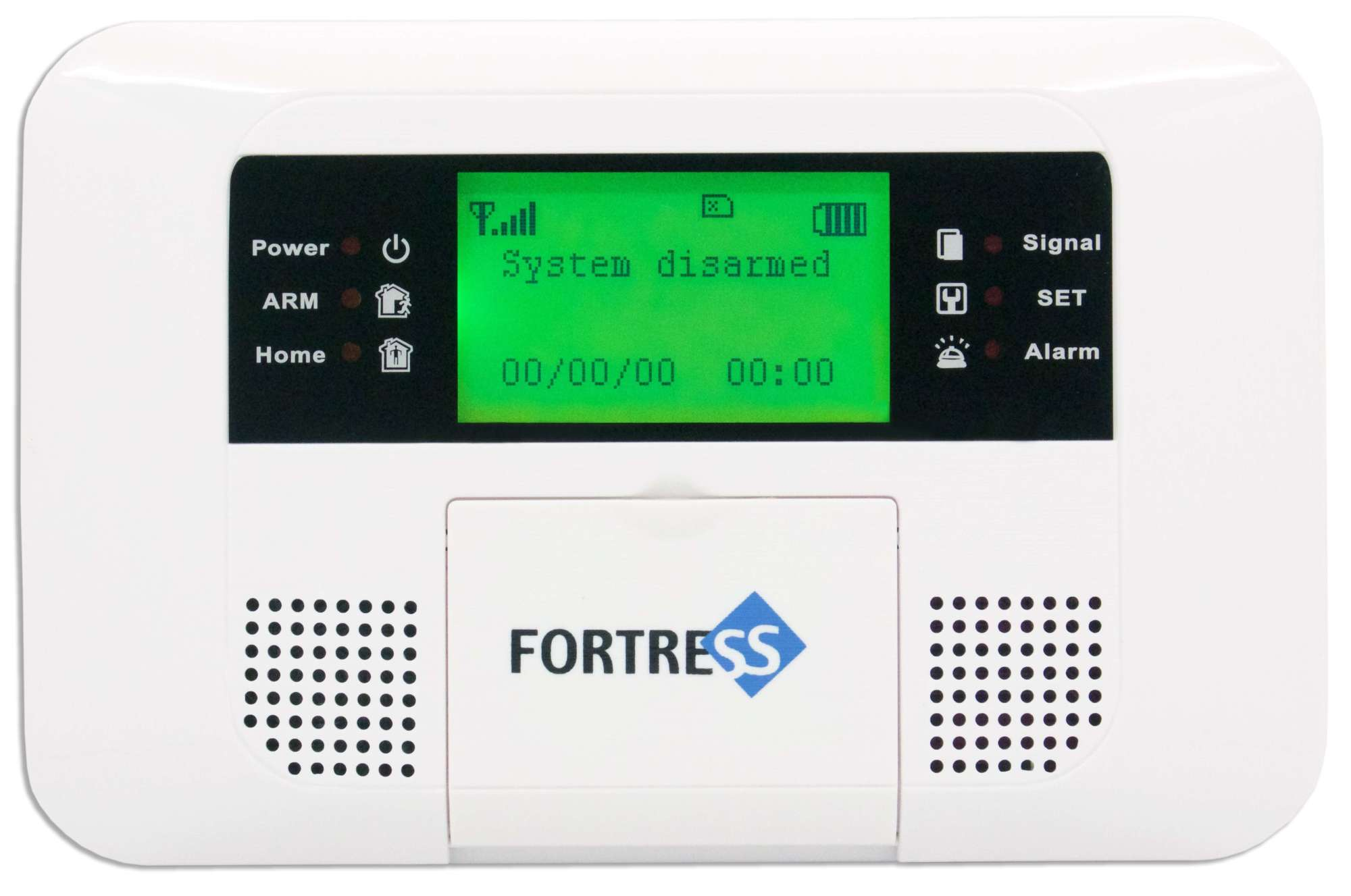 hight resolution of gsm alarm system