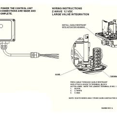 Wiring Diagram And Instructions Kitchenaid Artisan Mixer Parts Fortrezz Large Valve